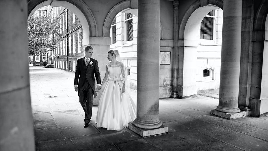 Weddings at Inner Temple