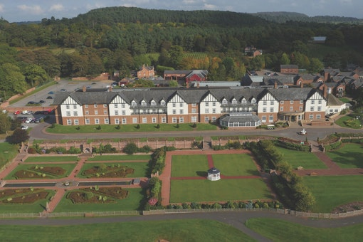Weddings at Carden Park Hotel – Cheshire's Country Estate