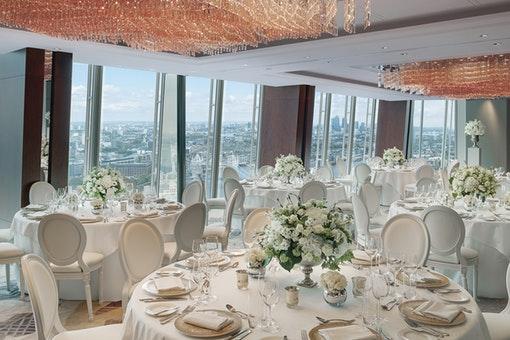 Weddings at Shangri-La The Shard, London