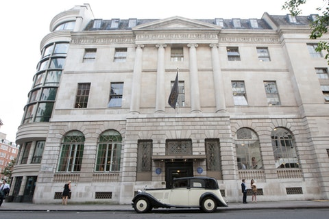 Weddings at The Lansdowne Club