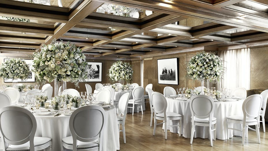 Weddings at the Connaught