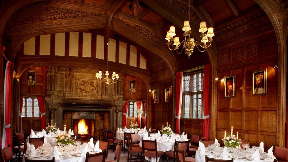 Weddings at Hever Castle & Gardens