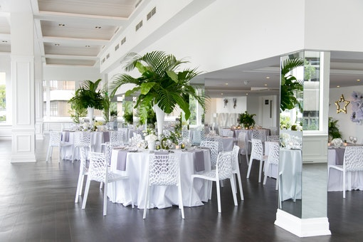 Weddings at The River Rooms