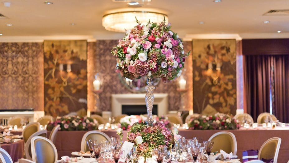 Weddings at Chewton Glen Hotel