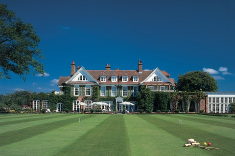 Weddings at Chewton Glen Hotel