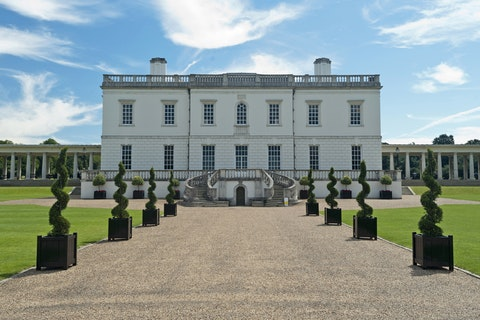 Weddings at The Queen's House