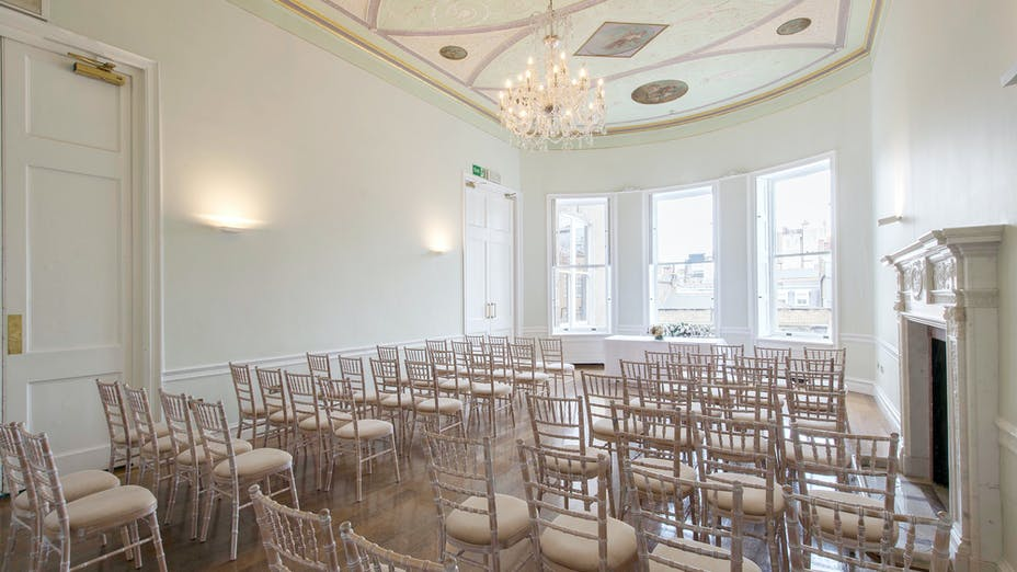 Weddings at Asia House