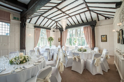 Weddings at Laura Ashley Hotel The Manor Elstree