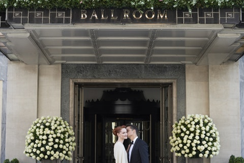 Weddings at Claridges