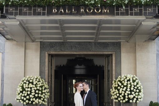 Weddings at Claridge's