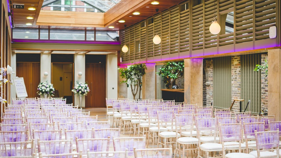 Weddings at No.11 Cavendish Square