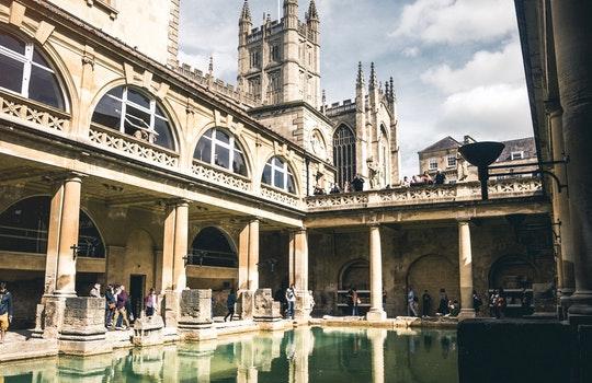 Afternoon tea in Bath