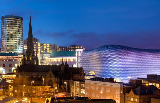 Wedding venues in Birmingham
