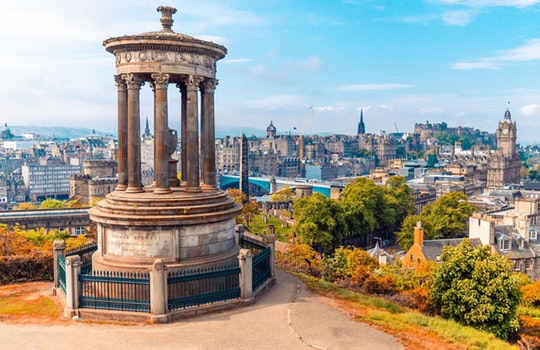 Wedding venues in Edinburgh