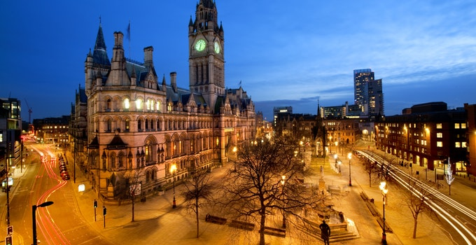 Conference centres in Manchester
