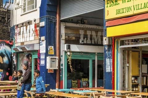 Best restaurants in Brixton