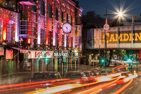 Best restaurants in Camden