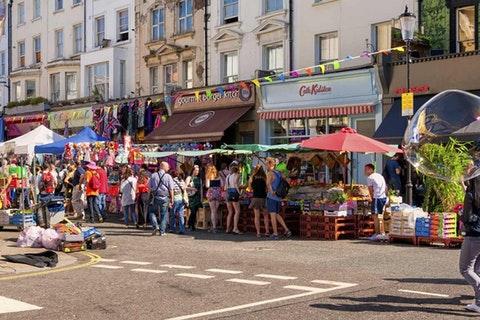 Best restaurants in Notting Hill