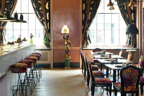 Chic bars in London
