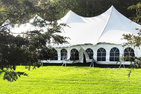 Marquees & temporary structures