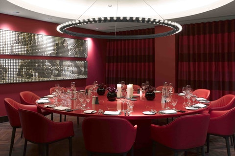 Private Dining in City Restaurants